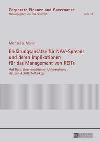 Erklärungsansätze für NAV-Spreads und deren Implikationen für das Management von REITs