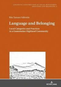 Language and Belonging