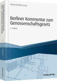 Berliner Kommentar zum Genossenschaftsgesetz