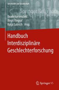 Handbuch Interdisziplinäre...