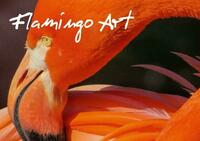 Flamingo Art (Posterbuch DIN A2 quer)