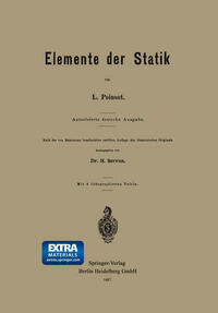 Elemente der Statik