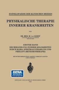 Physikalische Therapie Innerer Krankheiten