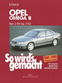 Opel Omega B 1/94 bis 7/03