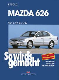 Mazda 626 von 1/92 bis 5/02