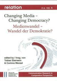 Relation. Medien - Gesellschaft - Geschichte /Media, Society, History / Relation n.s.vol. 5