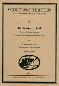 Dr. Kassian Haid