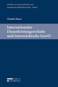 Internationaler Dienstleistungsverkehr und...