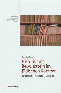 Historisches Bewusstsein im jüdischen...