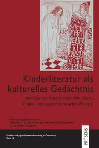 Kinderliteratur als kulturelles Gedächtnis