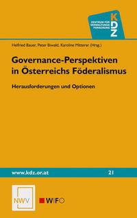 Governance-Perspektiven in Österreichs Föderalismus