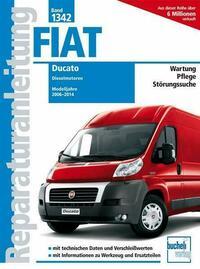 Fiat Ducato Typ 250 2,2l, 2,3l 3,0l Dieselmotoren