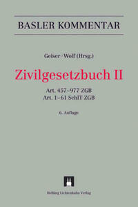 Zivilgesetzbuch II