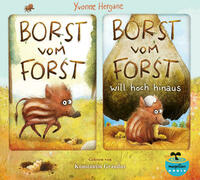 Borst vom Forst (Audio-CD)