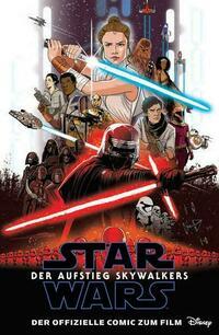 Star Wars Comics: Der Aufstieg Skywalkers
