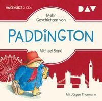 Mehr Geschichten von Paddington (Sonderausgabe zum Film)