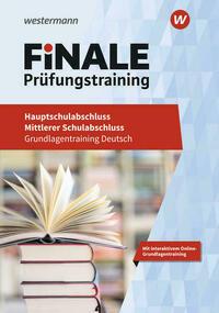 FiNALE Prüfungstraining / FiNALE Prüfungstraining - Hauptschulabschluss, Mittlerer Schulabschluss