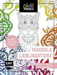 Colorful Mandala – Mandala – Lieblingstiere