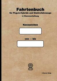 Fahrtenbuch für Plug-in-Hybride und Elektrofahrzeuge