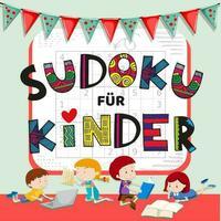 Sudoku Für Kinder - über 50 Knifflige...