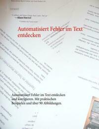 Automatisiert Fehler im Text entdecken