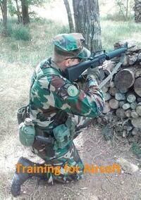 Training for Airsoft