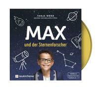 Max und der Sternenforscher - Hörbuch