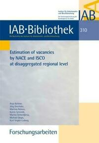 Estimation of vacancies by NACE and ISCO at disaggregated regional level