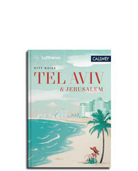 Lufthansa City Guide Tel Aviv und Jerusalem