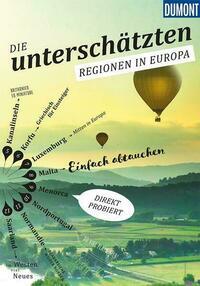 Die Unterschätzten Regionen in Europa