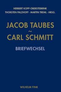 Jacob Taubes - Carl Schmitt