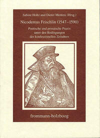 Nicodemus Frischlin (1547-1590)