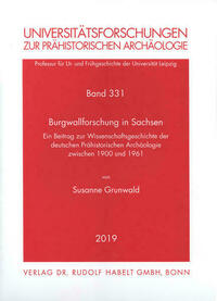 Burgwallforschung in Sachsen