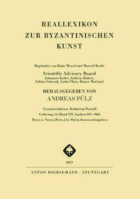 Reallexikon zur byzantinischen Kunst