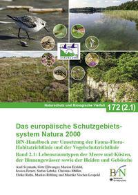 NaBiV Heft 172: Das europäische Schutzgebietssystem Natura 2000
