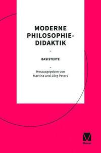 Moderne Philosophiedidaktik