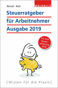 Steuerratgeber für Arbeitnehmer - Ausgabe 2019