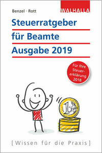 Steuerratgeber für Beamte - Ausgabe 2019