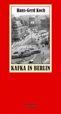 Kafka in Berlin