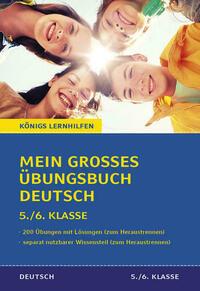 Mein großes Übungsbuch Deutsch. 5./6....