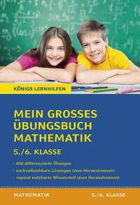 Mein großes Übungsbuch Mathematik. 5./6....