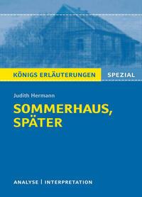 Sommerhaus, später von Judith Hermann.