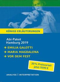 Abitur Deutsch Hamburg 2019 & 2020 - Königs...