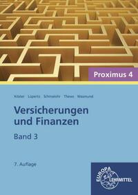 Versicherungen und Finanzen, Band 3 -...