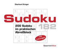 Sudoku Block 182 (5 Exemplare à 2,99 €)