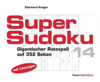 Supersudoku 14 (5 Exemplare à 3,99 €)