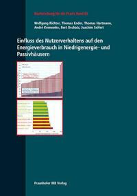 Einfluss des Nutzerverhaltens auf den Energieverbrauch in Niedrigenergie- und Passivhäusern.