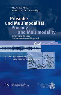 Prosodie und Multimodalität / Prosody and Multimodality