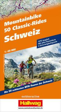 50 Mountainbike Classic-Rides Schweiz