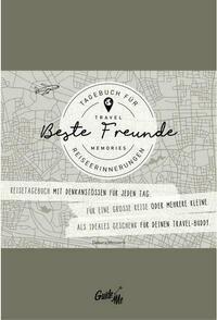 GuideMe TravelMemories Beste Freunde: Reisetagebuch für Freunde (Selberschreiben/Geschenk) mit inspirierenden Fragen für jeden Tag (Dumont GuideMe)
